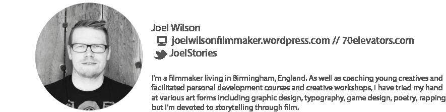 joel wilson author